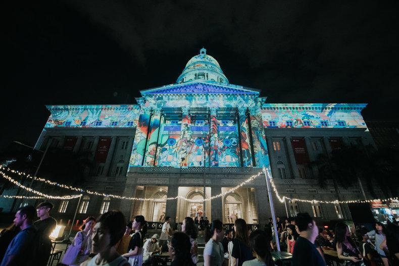 Light to Night Festival