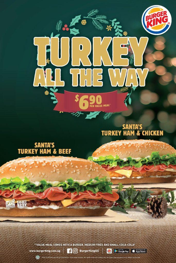 Burger King Turkey