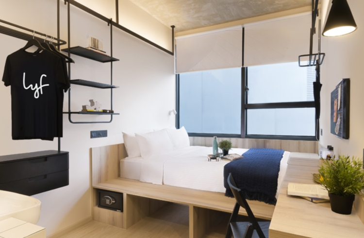 Lyf Rooms