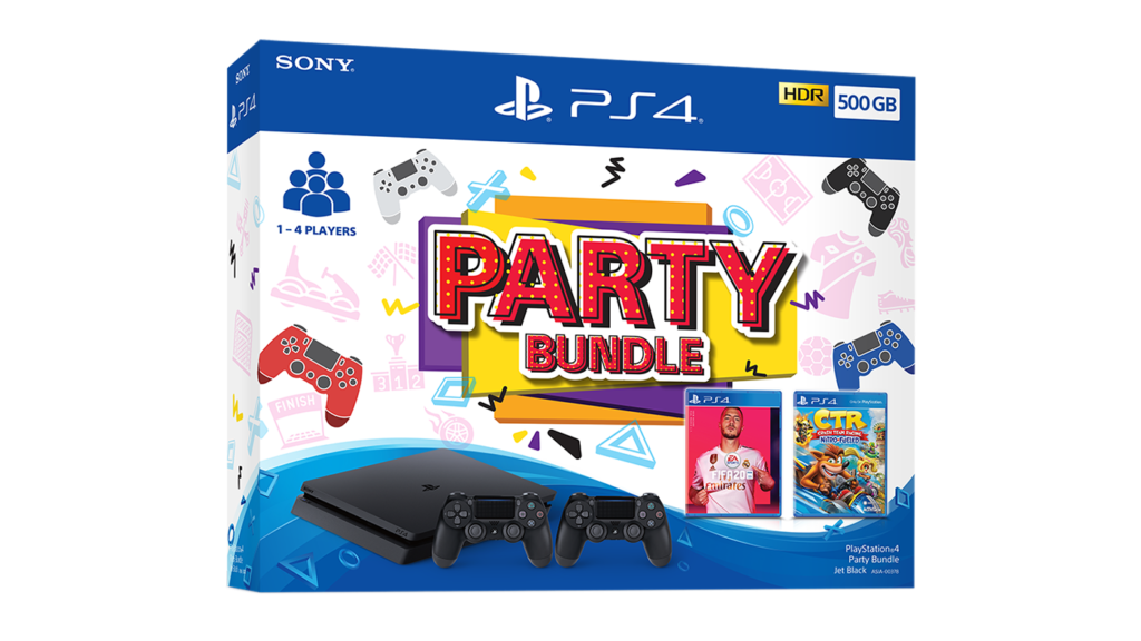 Playstation 4 Party Bundle