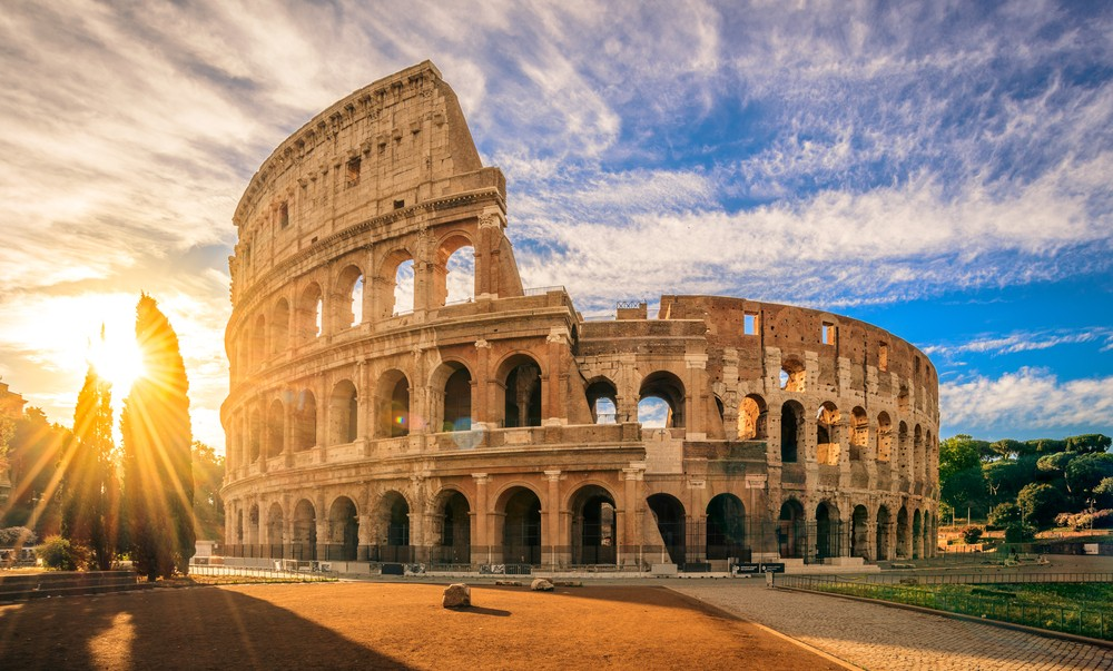Colosseum – Rome, Italy