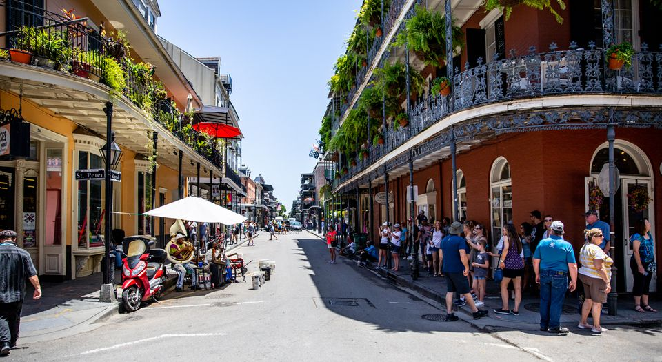 French Quarter – New Orleans, United States