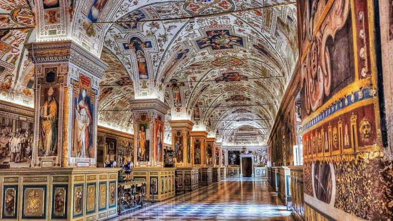 Vatican Museums – Rome, Italy