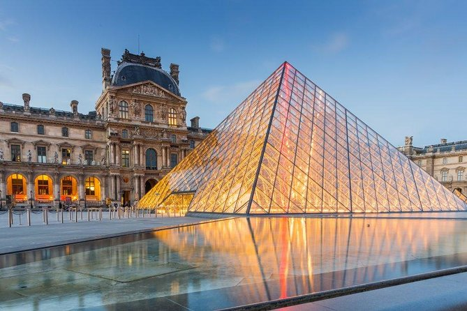 Louvre Museum – Paris, France